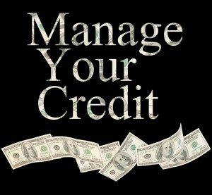 Managing your credit after a bankruptcy